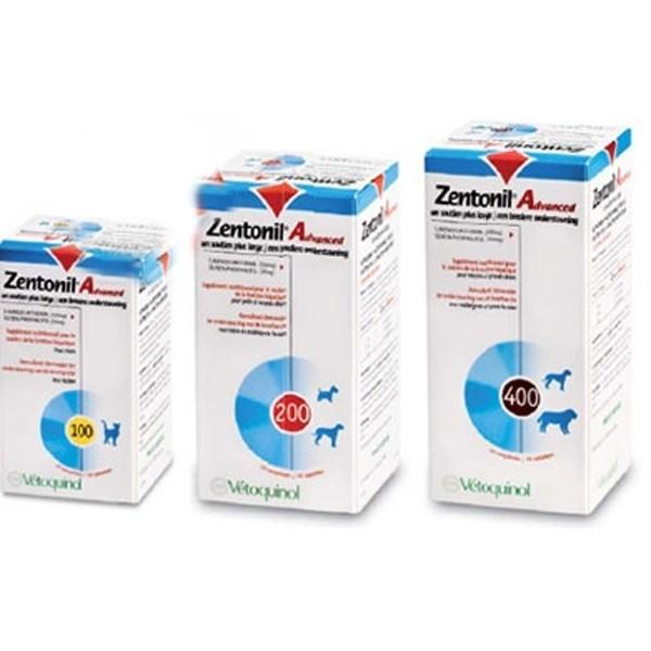 Vetoquinol Zentonil Advanced 200 mg