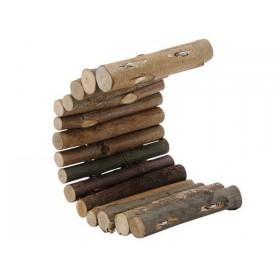 Bâtonnets de bois flexible pour hamster